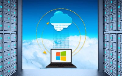 Sauvegarde Cloud : Restauration Windows en Bare Metal